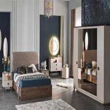 Bellona Venti Yatak Odası 5 Kapılı 150/160 Başlıklı Takım (1)