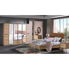 İstikbal Studio Collection - İndigo Yatak Odası Takımı